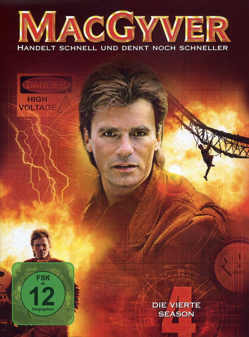 Macgyver Staffel 3 Deutsch
