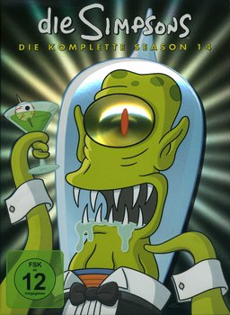 Simpsons Staffel 14