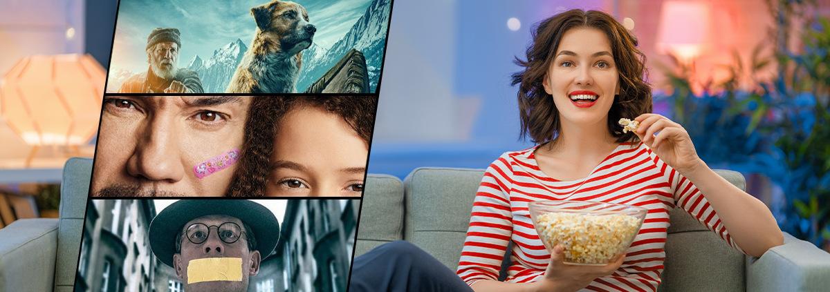 Film-Empfehlungen: Genau meine Filme! Deine Empfehlungen bei VIDEOBUSTER.de