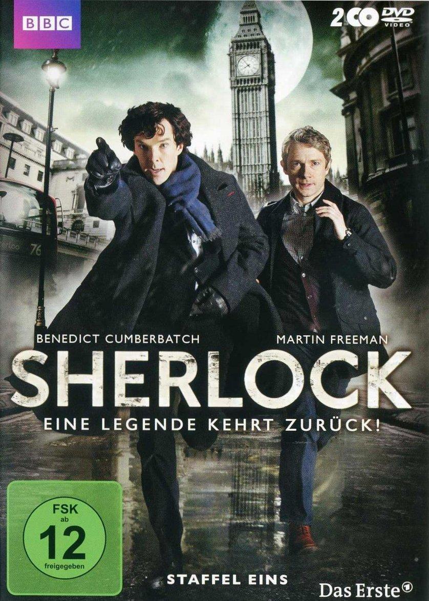 Sherlock - Staffel 1: ...