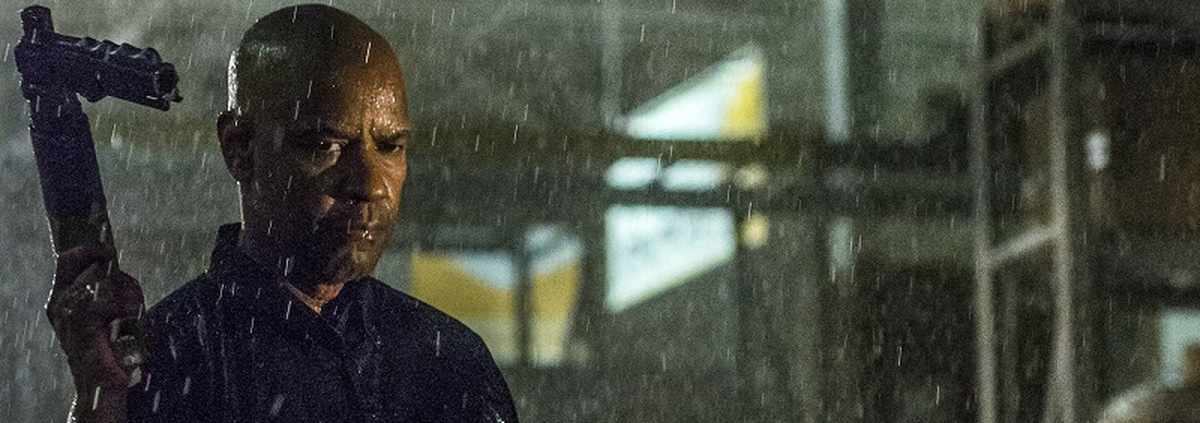 Denzel Washington als Equalizer: The Equalizer - Denzel Washington läuft Amok