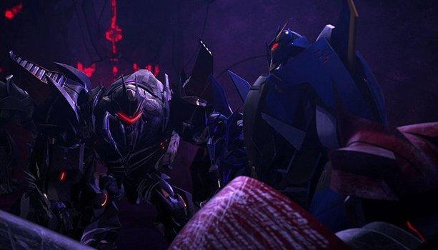 Transformers - Prime - Staffel 1
