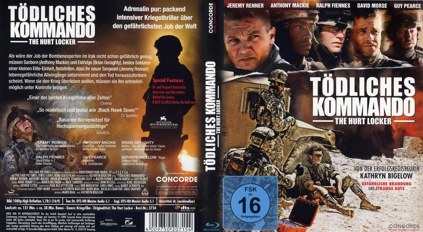 Tödliches Kommando – The Hurt Locker