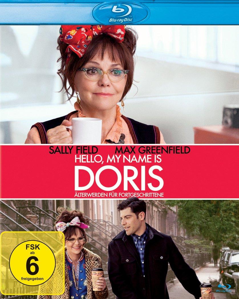 hello my name is doris deutsch