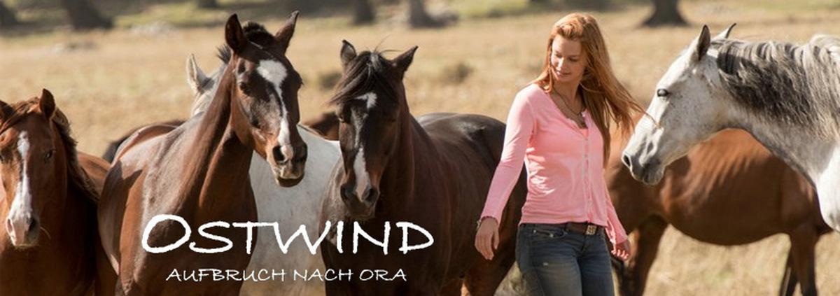 Ostwind 3 - Aufbruch nach Ora: Atemberaubend: Mika & Ostwind in Andalusien