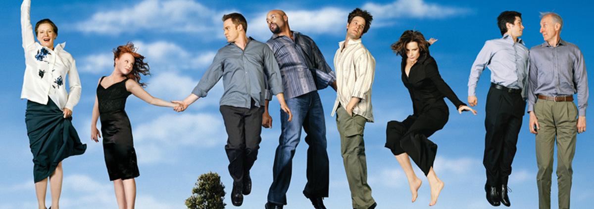 Serien-Special Six Feet Under: Six Feet Under: Düstere Thematik trifft auf schwarzen Humor