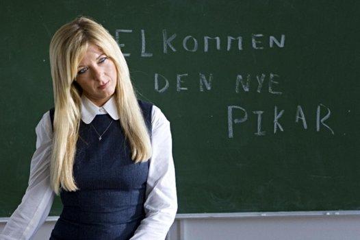 Alien Teacher - Die Vertretungslehrerin