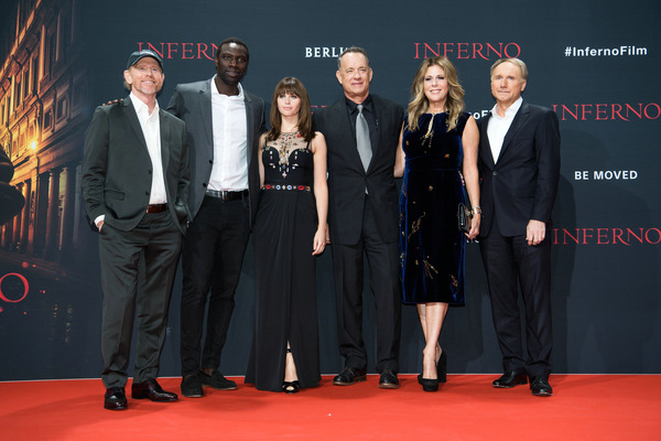 'Inferno'-Premiere in Berlin