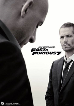 R.I.P. Paul Walker © Universal Pictures