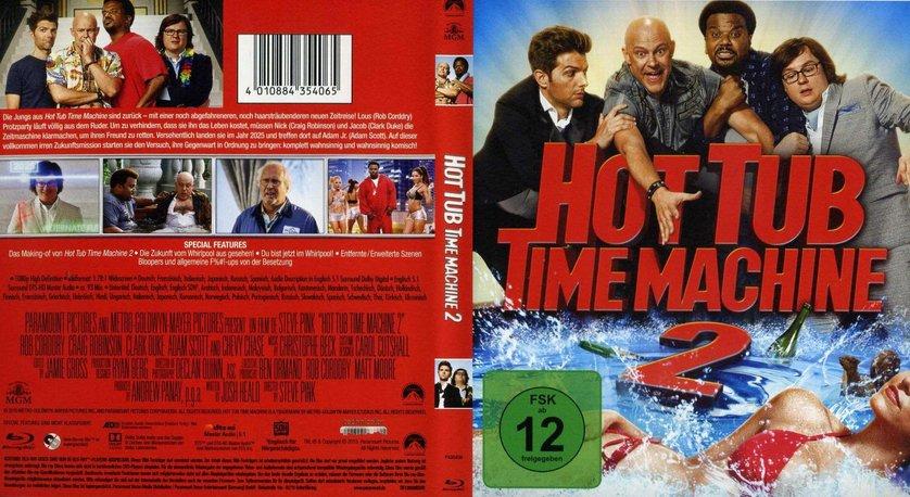 tub time machine outtakes