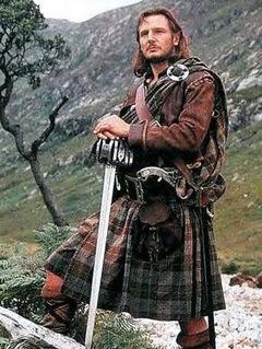 Liam Neeson ist Rob Roy (1995)