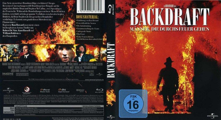 Backdraft Deutsch