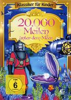 Klassiker für Kinder - 20.000 Meilen unter dem Meer