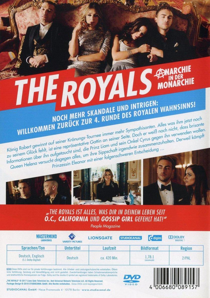 The Royals Stream Staffel 3
