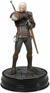 The Witcher 3 Wild Hunt - Geralt Heart of Stone powered by EMP (Statue)