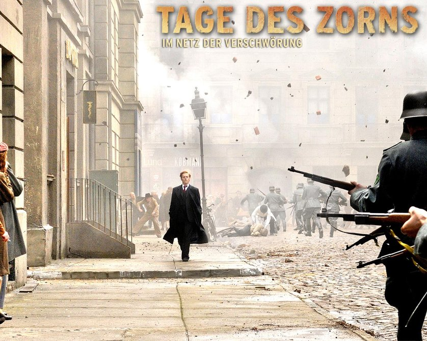 Tage Des Zorns