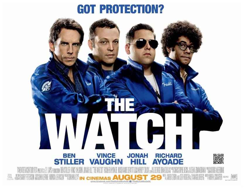 The Watch Nachbarn Der 3 Art