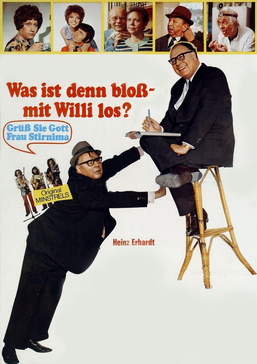 Was Ist Denn BloГџ Mit Willi Los Stream