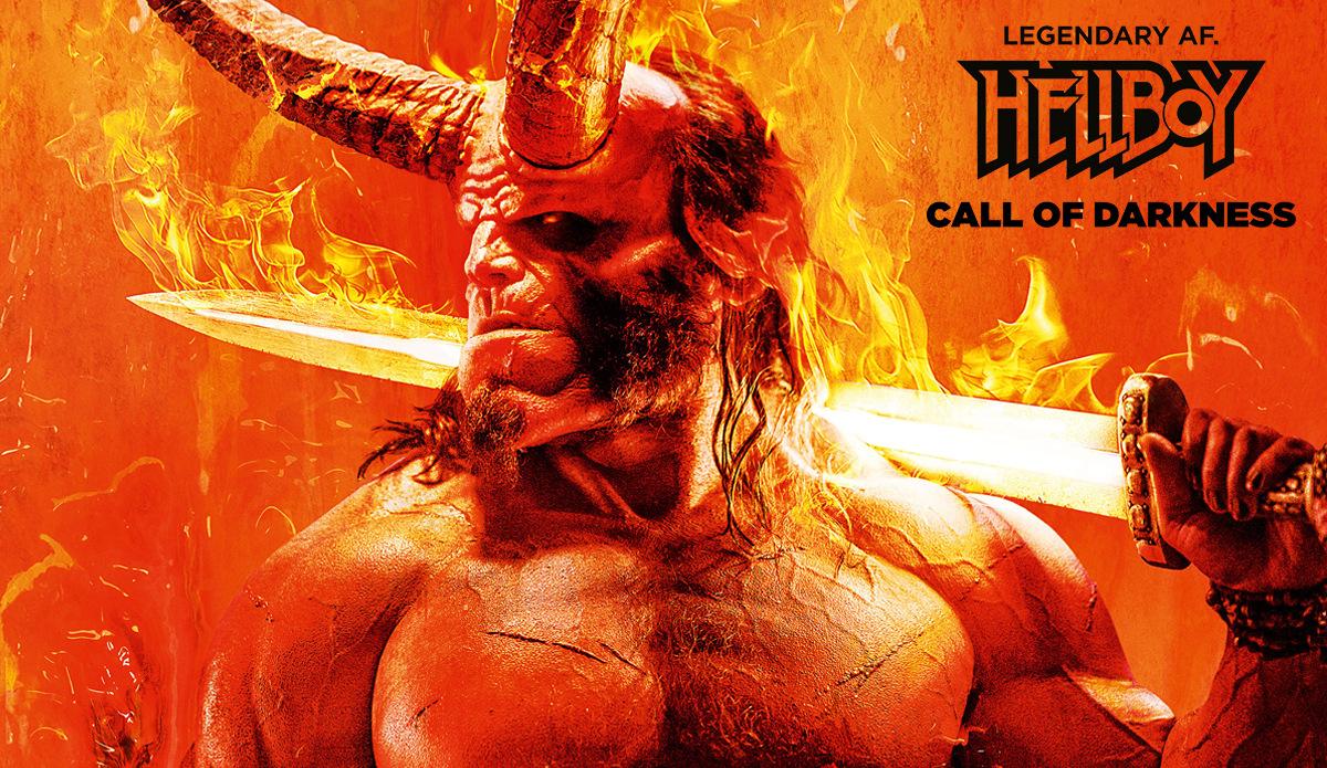 Hellboy - Call of Darkness: Big Red is back - düsterer, gewaltiger & höllischer!