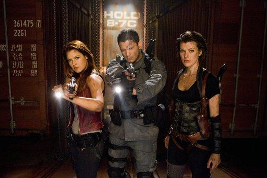 Resident Evil 4 - Afterlife
