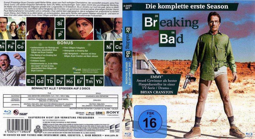 Breaking Bad Staffel 1 Dvd Oder Blu Ray Leihen Videobusterde