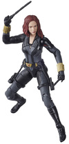 Black Widow Black Widow (Marvel Legends Series) powered by EMP (Actionfigur)