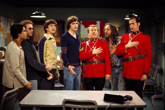 Die wilden Siebziger - Staffel 4