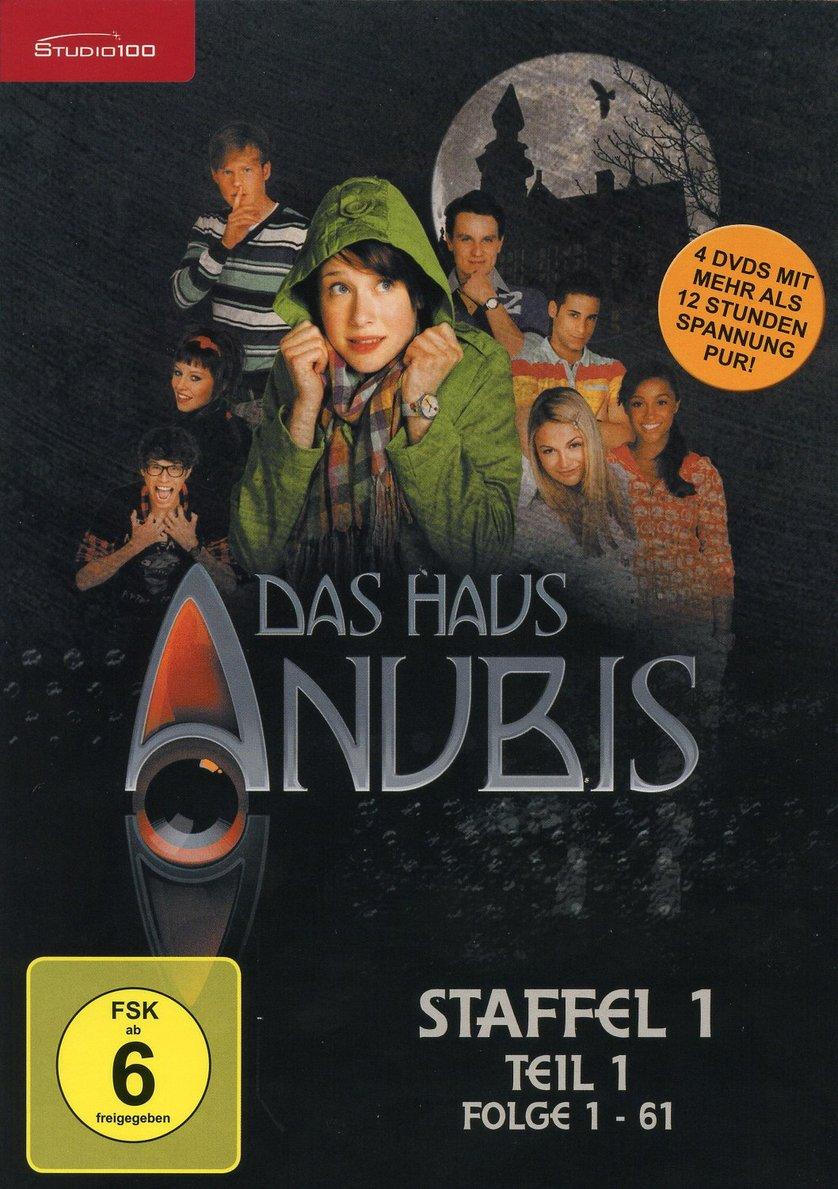 Das Haus Anubis Staffel 1