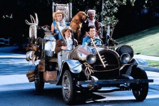 Die Beverly Hillbillies sind los!