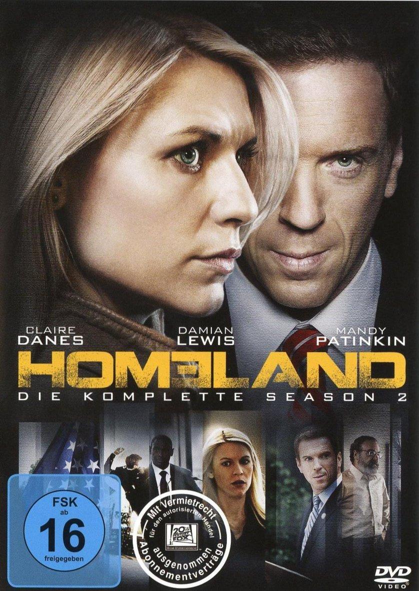 Homeland 4 Staffel Start Deutschland