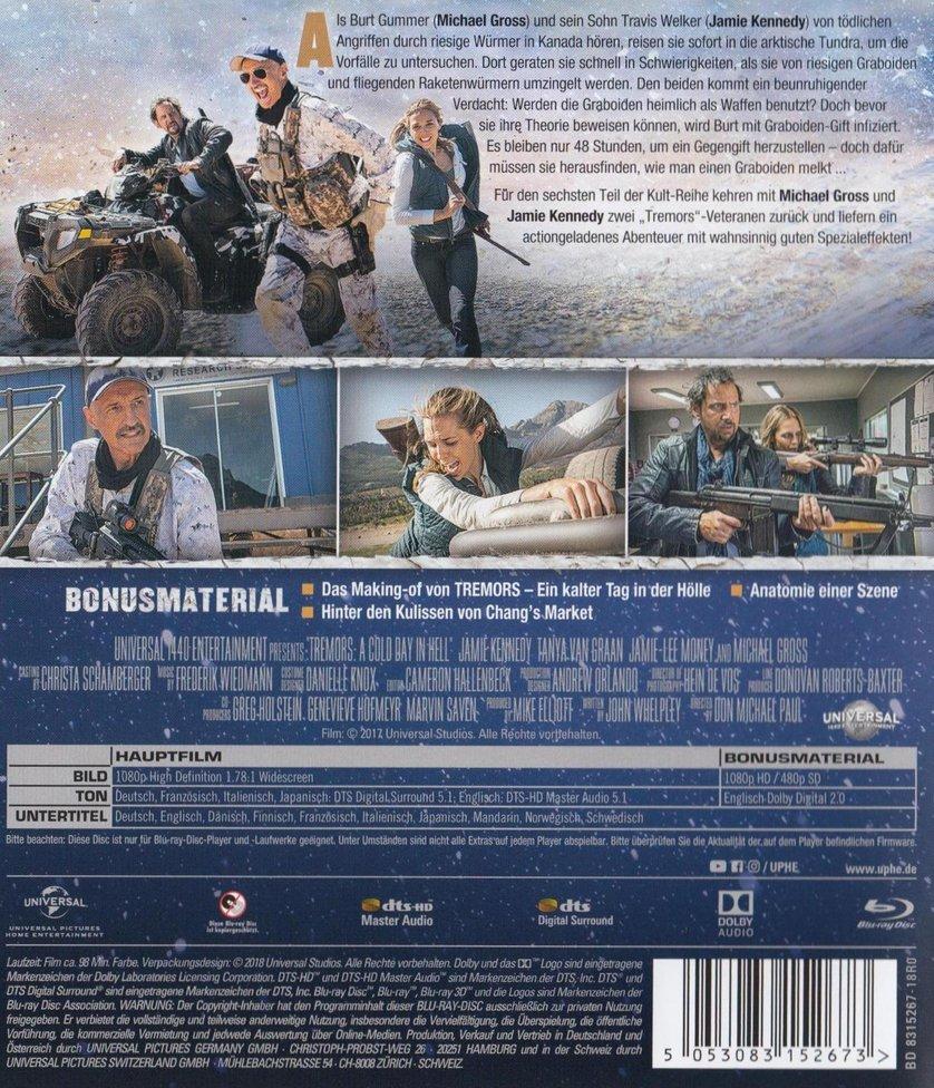 Tremors 6: DVD oder Blu-ray leihen - VIDEOBUSTER.de