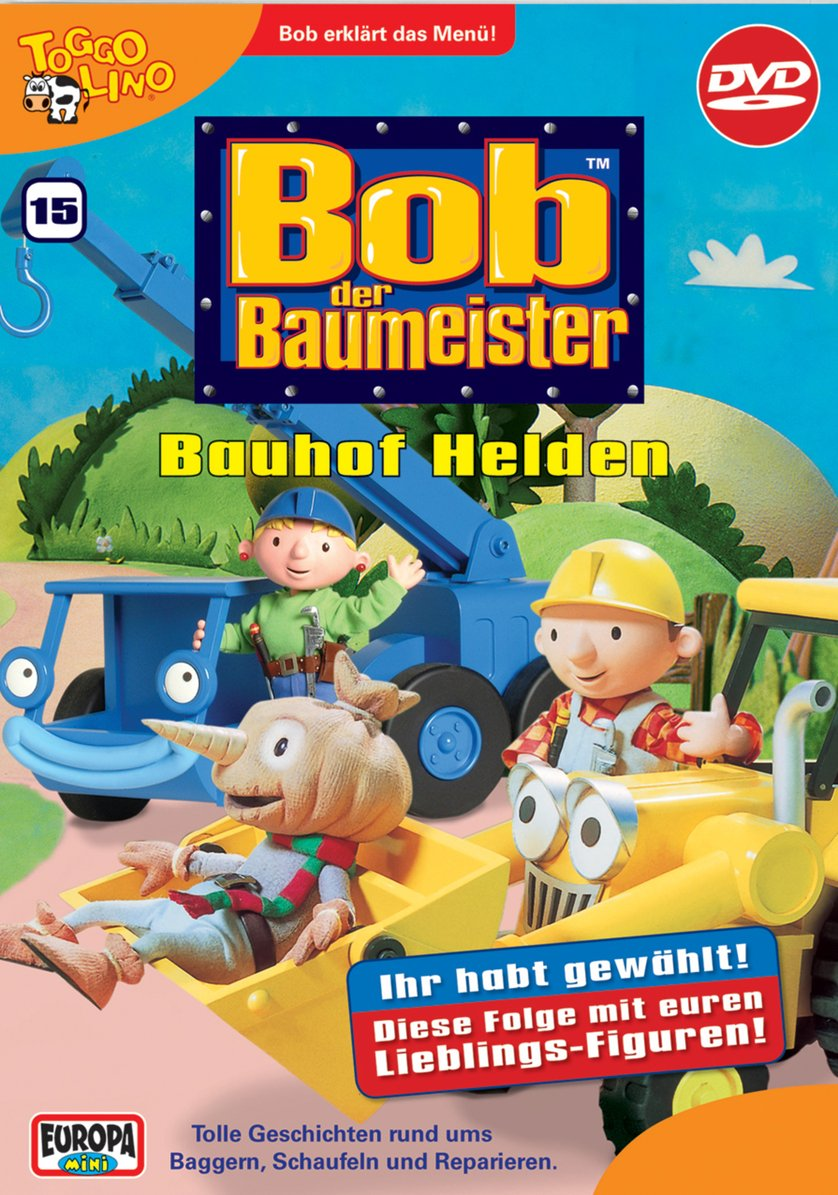 Bob der Baumeister Das Mega Team - moviepilotde