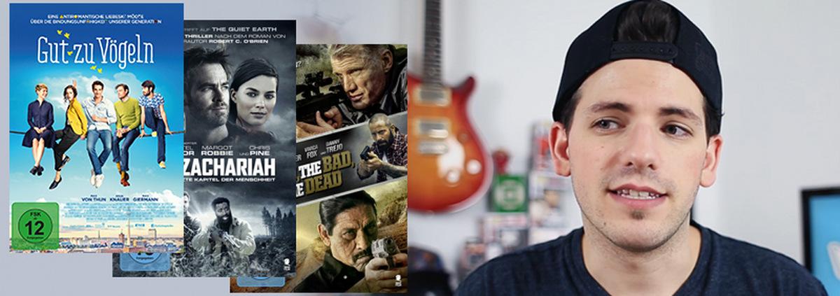 YouTube Neuvorstellungen: Gut zu Vögeln? Gut zum DVD & Blu-ray Leihen!