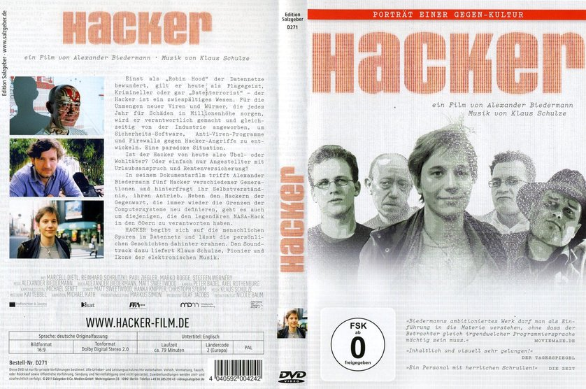 Hacker Film Deutsch