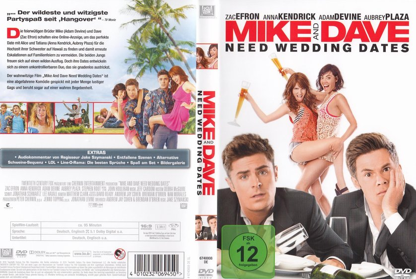 Mike And Dave Need Wedding Dates Online.Mike And Dave Need Wedding Dates Dvd Oder Blu Ray Leihen