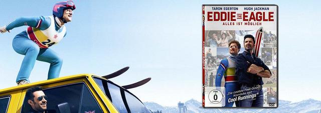 Eddie the Eagle: Er kam, sprang und eroberte Herzen!