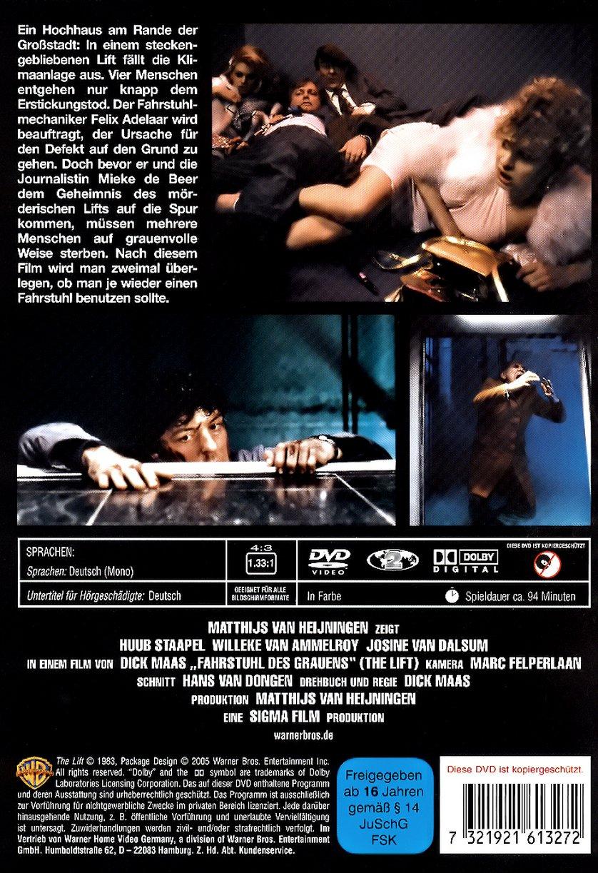 Fahrstuhl des Grauens DVD oder Bluray leihen