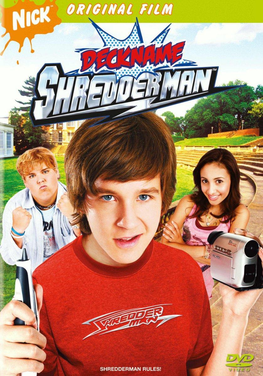Deckname Shredderman