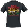 Bad Religion Burning powered by EMP (T-Shirt)