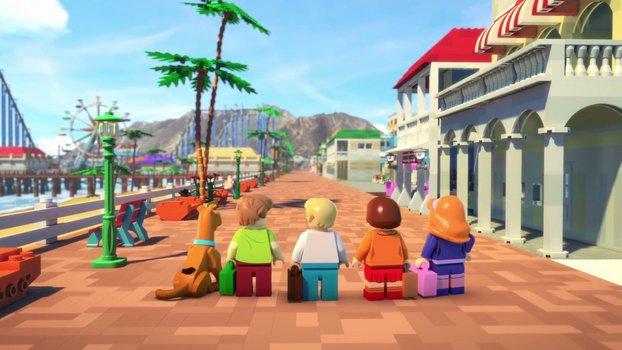 LEGO Scooby-Doo! - Strandparty