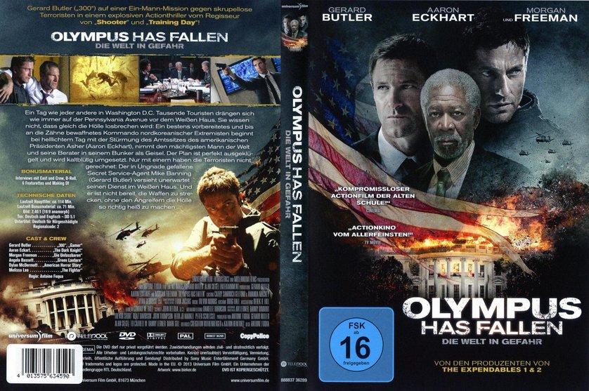 Olympus Has Fallen Kostenlos Ansehen