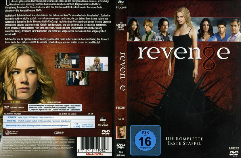 Revenge 3 Staffel Deutsch