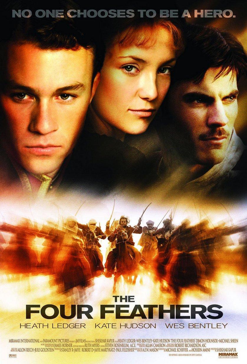 Die Vier Federn Film