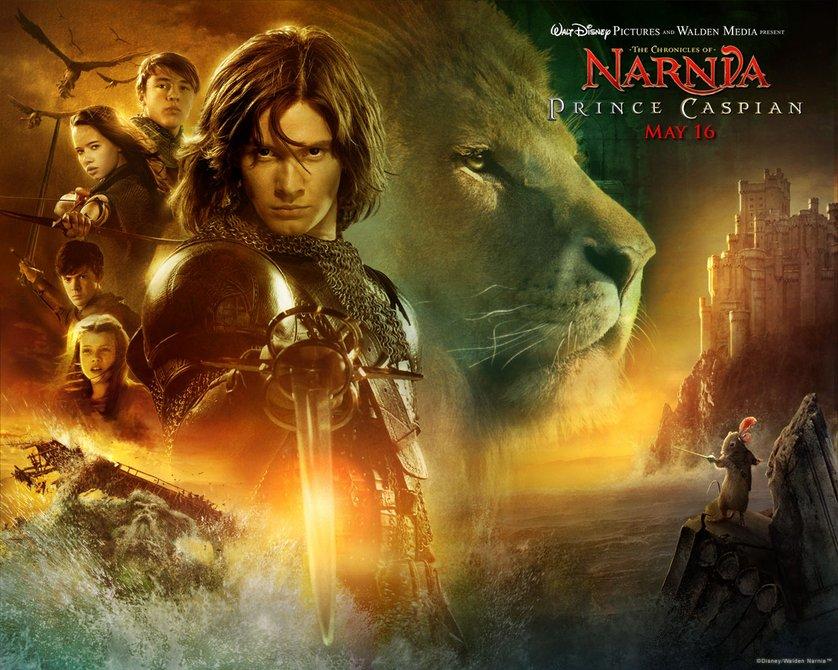 Die Chroniken von Narnia 2 Prinz Kaspian von Narnia DVD