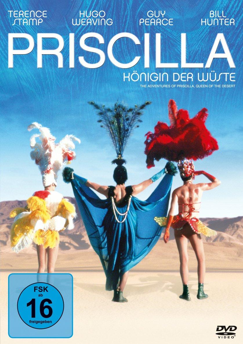 Priscilla Königin Der Wüste