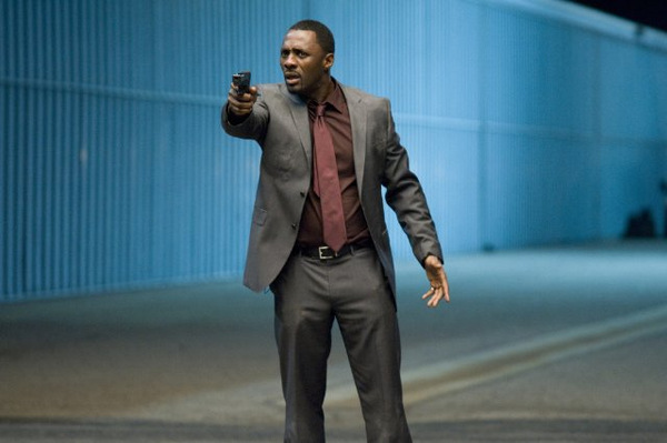 Idris Elba in 'Takers' © Sony 2010