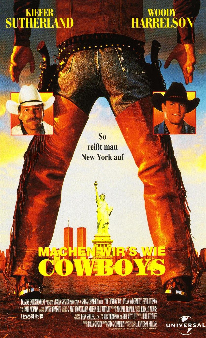 Machen WirS Wie Die Cowboys