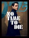 James Bond No Time To Die - Saffin Stance powered by EMP (Gerahmtes Bild)