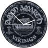 Amon Amarth Vikings powered by EMP (Wanduhr)