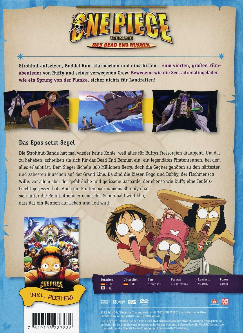 Download One Piece The Movie 2 - cnfasr